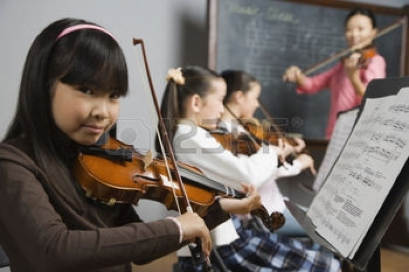 Onde Posso Localizar Escola de Musicas em Cachoeirinha - Escola Particular de Música