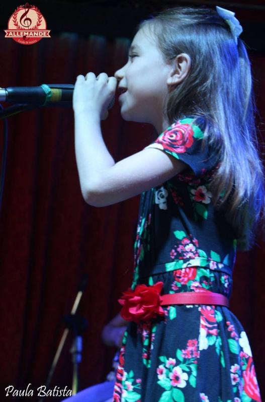 Onde Tem Aula de Canto Particular na Vila Guilherme - Escola de Canto