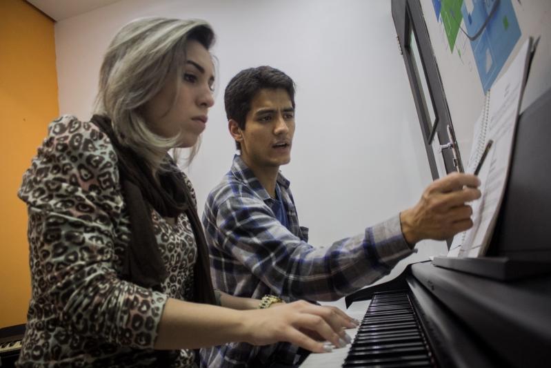 Onde Tem Aula de Piano em Santana - Aula de Piano em Santana