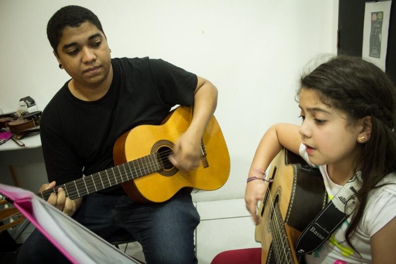 Onde Tem Aula de Violão  no Tucuruvi - Aula de Violãoem Santana