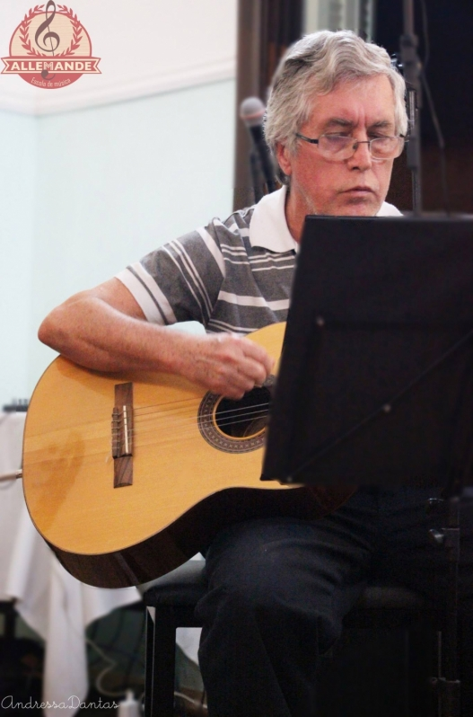 Onde Tem Escola de Aulas de Violão na Casa Verde - Aula de Violão