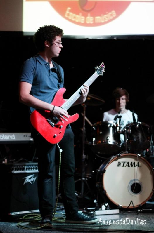 Onde Tem Escola para Dar Aula de Guitarra Profissional na Vila Guilherme - Quanto Custa Aula de Guitarra