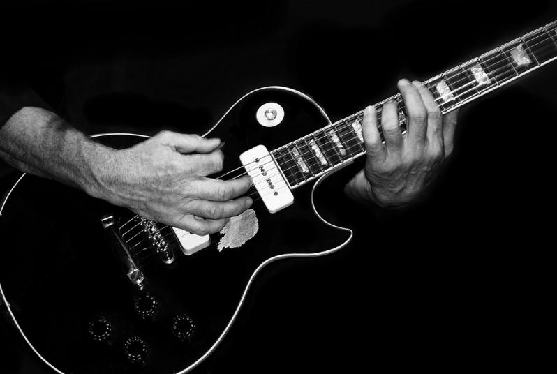 Onde Tem uma Aula Guitarra em Brasilândia - Aula de Guitarra