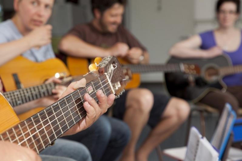 Onde Tem uma Escola Particular para Aula de Música na Vila Medeiros - Escola de Musica