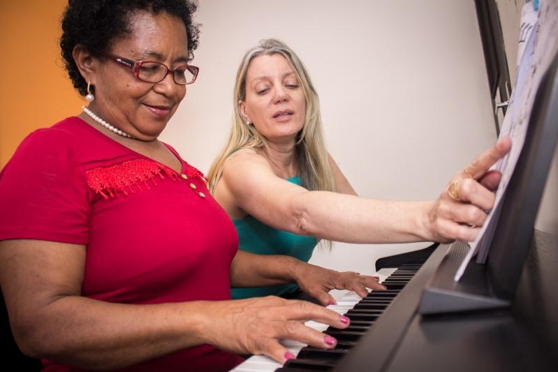 Preço Aula de Piano na Vila Gustavo - Aula de Piano na Zona Norte