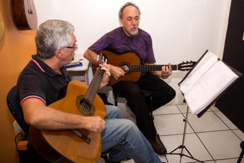 Preço Aula de Violão em Santana - Aula de Violão Valor