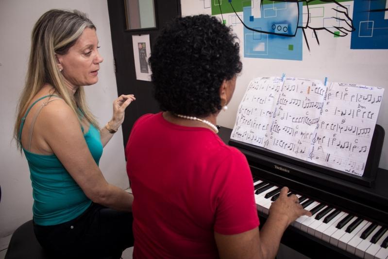 Preço de Aula de Piano na Vila Guilherme - Aula de Piano Quanto Custa