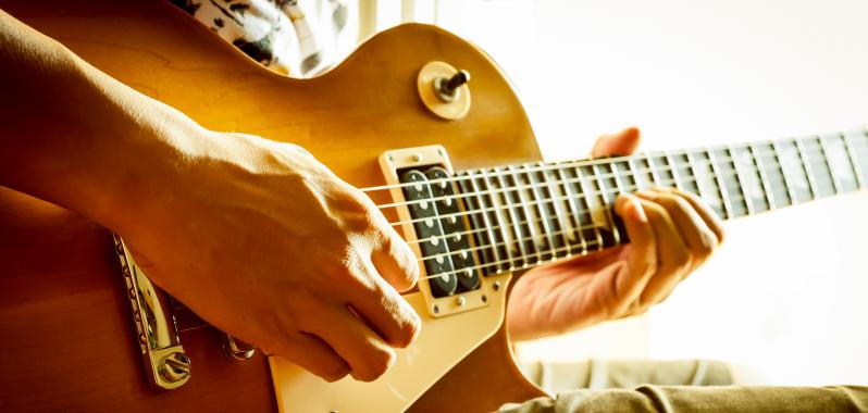 Preço de uma Aula de Guitarra no Jardim França - Aula de Guitarra em SP