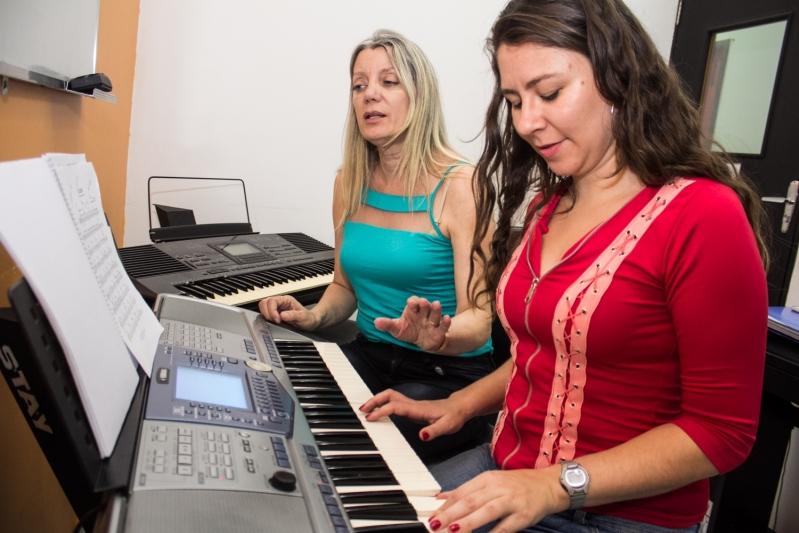 Preço de uma Aula de Piano em Brasilândia - Aula de Piano em Santana