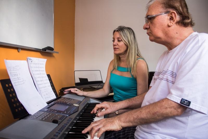 Preços Aula de Piano em Cachoeirinha - Aula de Piano Clássico