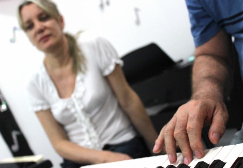 Preços de Aula de Piano Intermediário na Vila Medeiros - Aula de Piano Preço