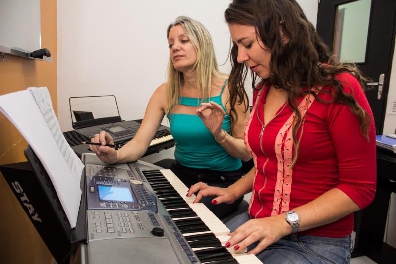 Preços de Aulas de Piano em Santana - Aula de Piano Quanto Custa