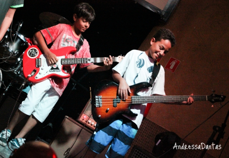 Quais Os Valores de Aulas de Guitarra no Mandaqui - Escola de Guitarra SP