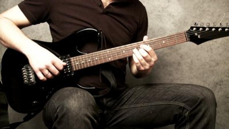 Qual o Preço Aula de Guitarra na Vila Maria - Aula de Guitarra em São Paulo