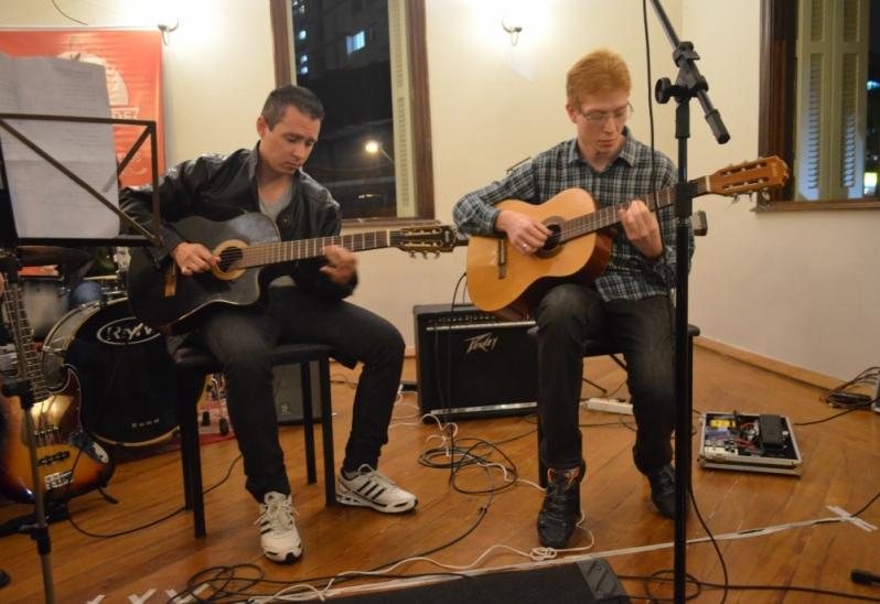 Qual o Preço Aula Guitarra no Mandaqui - Aula de Guitarra no Carandiru
