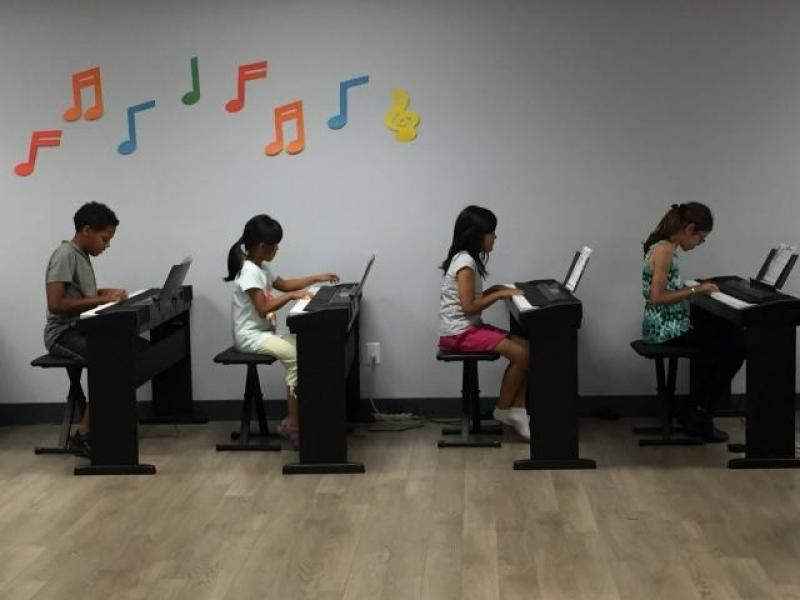 Qual o Preço de Aula de Piano em Brasilândia - Aula de Piano Valor