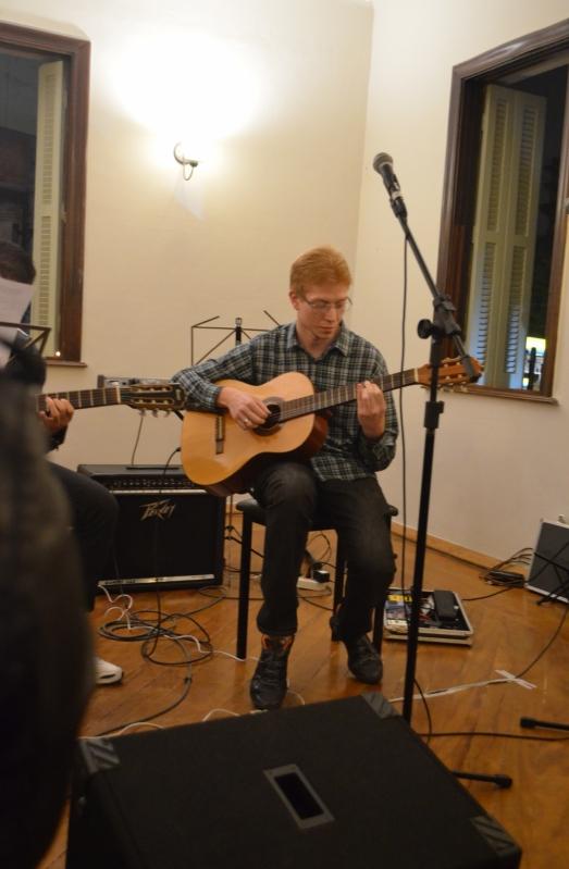 Qual o Preço de Aula Guitarra no Tremembé - Aula Guitarra