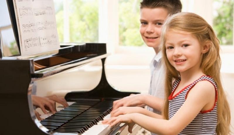 Qual o Valor Aula de Piano Avançado em Brasilândia - Aulas de Tocar Piano