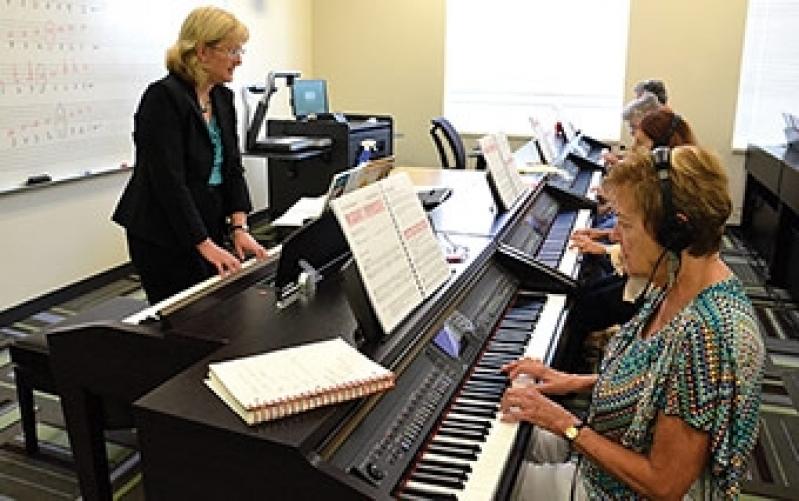 Qual o Valor Aula de Piano no Imirim - Aula de Piano no Carandiru