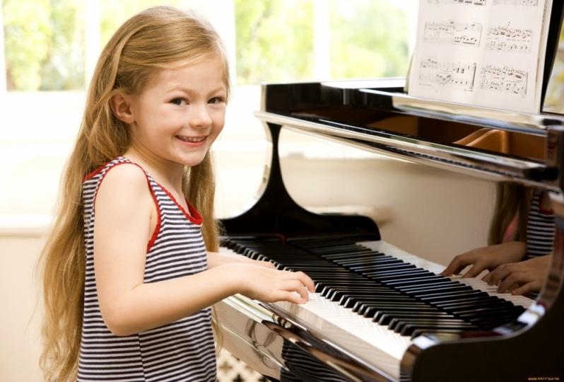 Qual o Valor de Aula de Piano Avançado na Lauzane Paulista - Aulas de Tocar Piano
