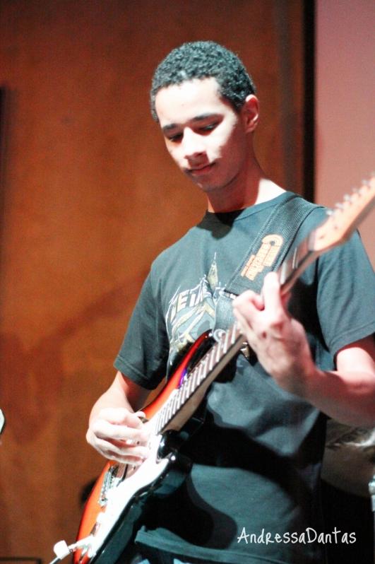 Qual o Valor de Aulas de Guitarra em Brasilândia - Escola de Guitarra SP