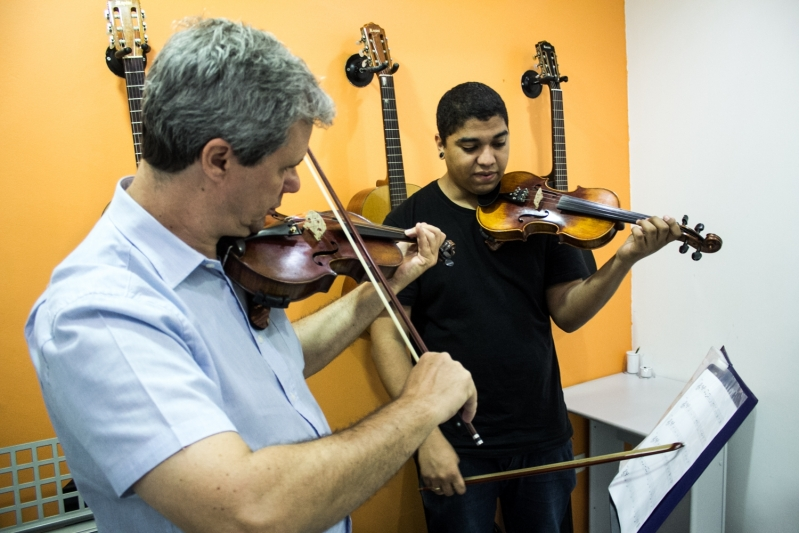 Qual o Valor de Escola de Musica  em Santana - Escola de Musicas