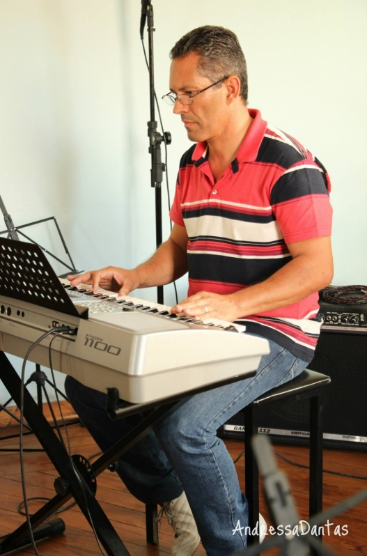 Qual o Valor de uma Aula de Teclado no Imirim - Aula de Teclado Musical
