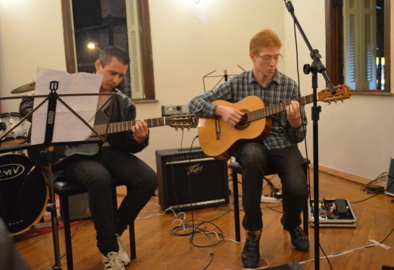 Qual o Valor de uma Aula Guitarra na Lauzane Paulista - Aula Guitarra
