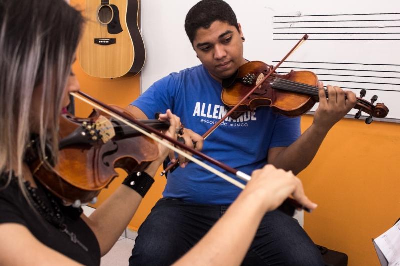 Qual o Valor de uma Escola de Musica  na Vila Medeiros - Escola de Musicas