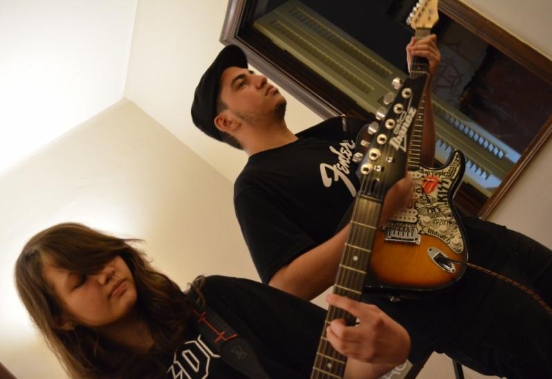 Qual Preço Aula Guitarra na Vila Medeiros - Aula de Guitarra no Carandiru