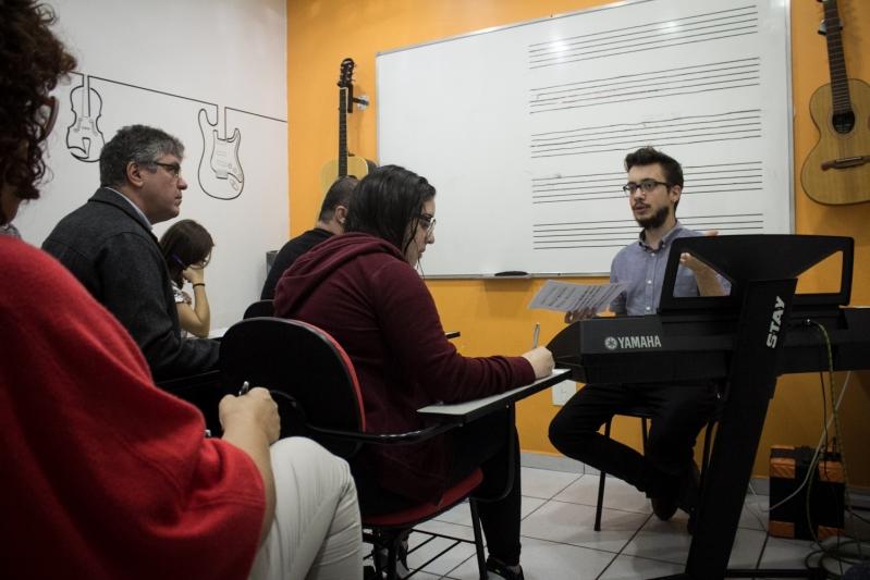 Qual Preço de Escola de Musica  na Vila Medeiros - Escola de Musicas