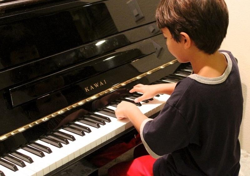 Qual Preço de uma Aula de Piano Avançado na Vila Maria - Aula de Piano