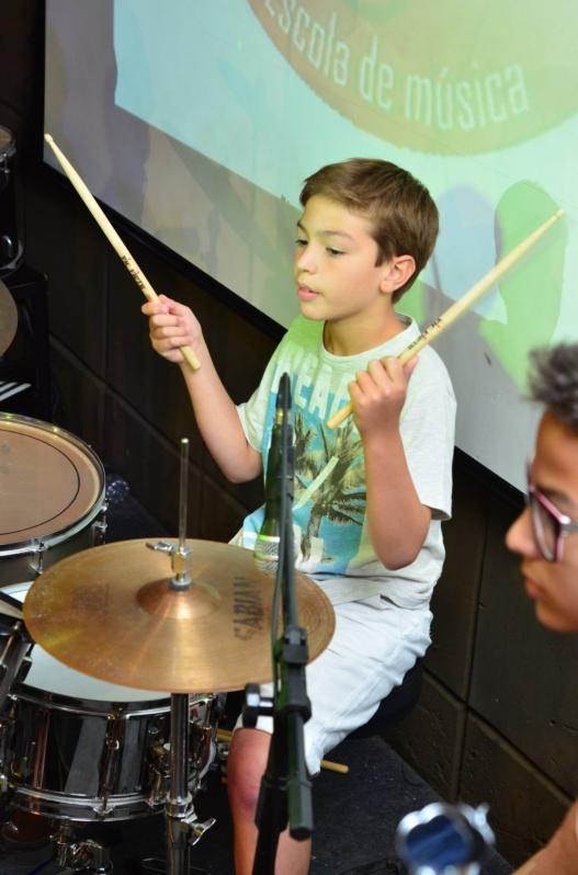 Qual Preço de uma Escola de Música em Santana - Escola de Música Preços