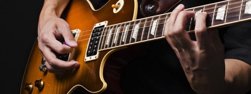 Qual Valor de Aula de Guitarra no Jardim São Paulo - Aula de Guitarra Preço
