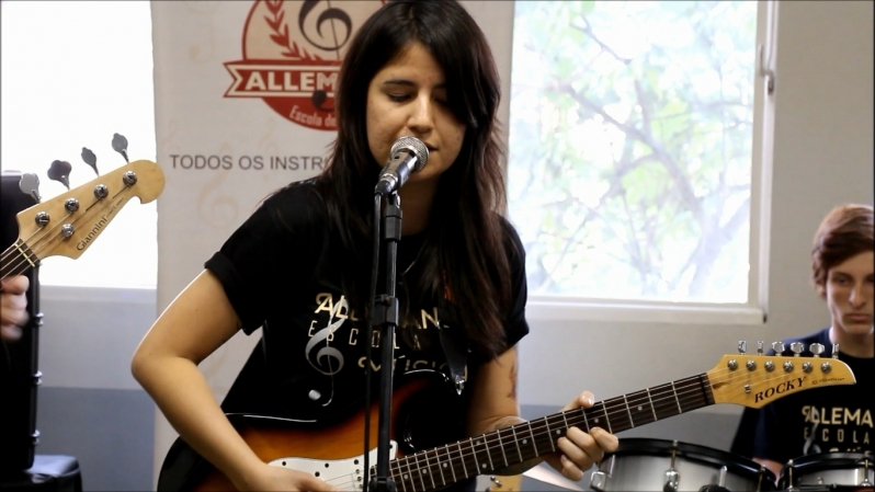 Qual Valor de Aula Guitarra no Mandaqui - Aula de Guitarra no Tucuruvi