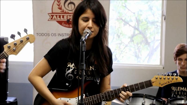 Qual Valor de Aula Guitarra no Tremembé - Aula de Guitarra Valor