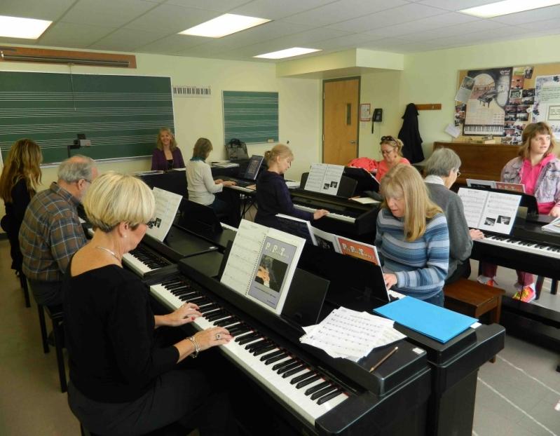 Qual Valor de uma Aula de Piano no Tremembé - Aula de Piano em SP