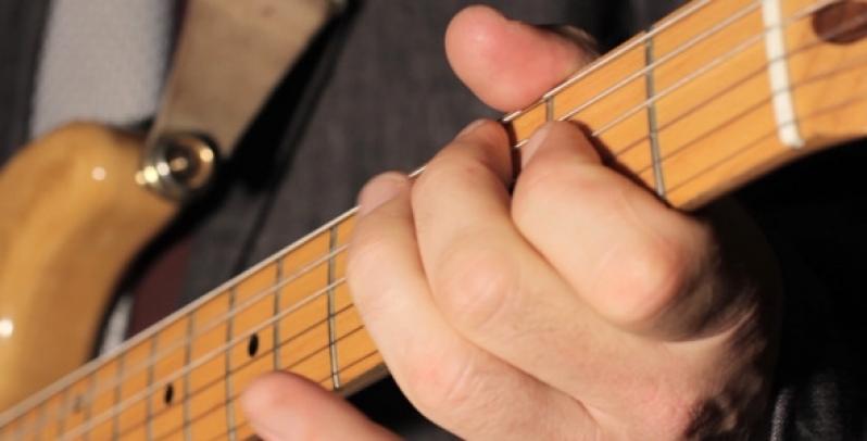 Quanto Custa Aula de Guitarra no Mandaqui - Aula de Guitarra Preço