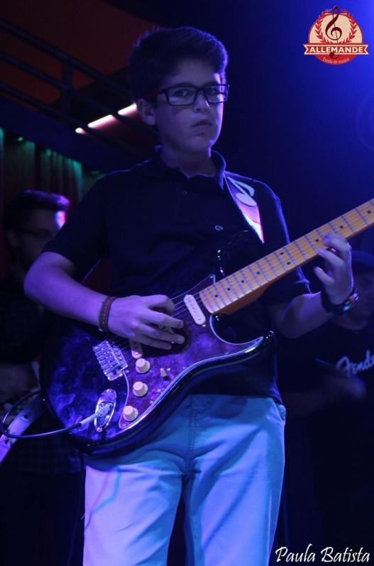 Quanto Custa Aula de Guitarra Profissional em Cachoeirinha - Quanto Custa Aula de Guitarra