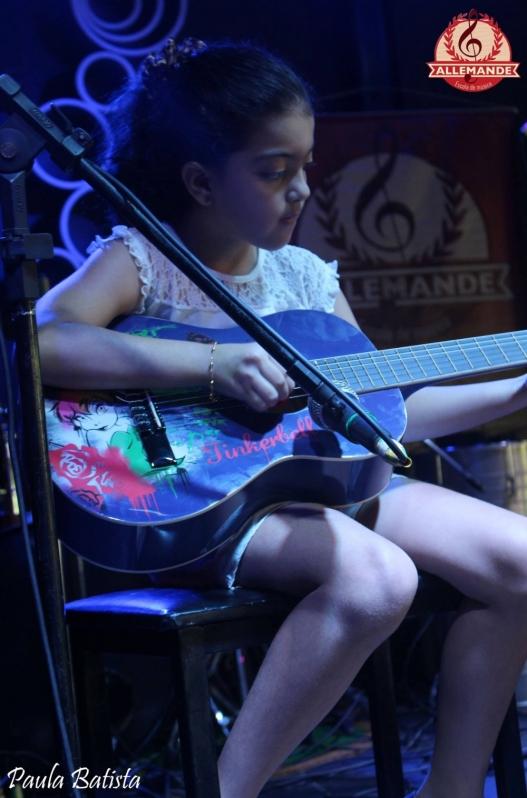 Quanto Custa um Curso de Violão no Jardim São Paulo - Escola de Violão