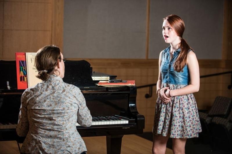 Quanto Custa uma Aula de Canto na Vila Guilherme - Aula de Canto no Carandiru