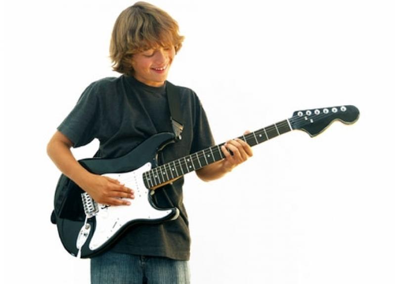 Quanto Custa uma Aula de Guitarra em Santana - Aula de Guitarra Preço