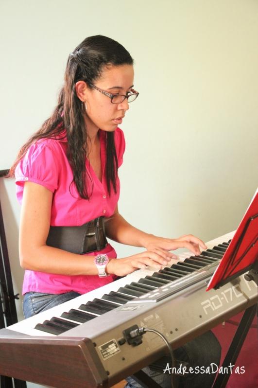 Quanto Custa uma Aula de Piano na Vila Guilherme - Aula de Piano na Zona Norte