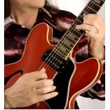 Aula de guitarra preços no Imirim