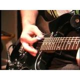 Aula de guitarra quais os preços em Jaçanã