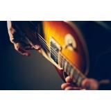 Aula de guitarra quanto custa na Lauzane Paulista