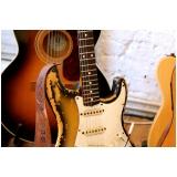 Aula de guitarra quanto custa no Jaraguá