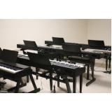 Aula de piano avançado preços na Vila Maria