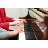 Aula de piano avançado quais os preços na Vila Maria