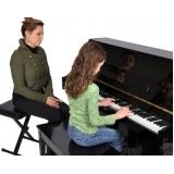 Aula de piano avançado valor na Vila Guilherme